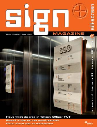 Sign+ Magazine 8 - 2011