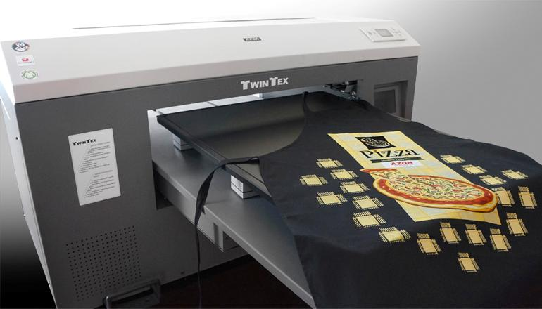 Tafel Voor Printer : Azon twin tex met xxl tafel sign magazine