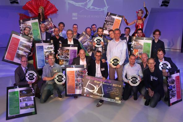 sign award 2014 groepsfoto klein