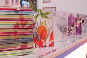 Printed Glass Interiors