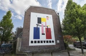 Kunstroute 'Painting the Town': Rietvelo