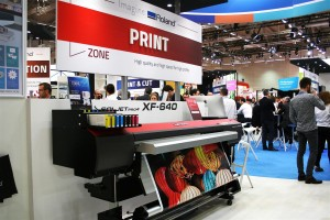 Print zone with SOLJET PRO4 XF-640 (Large)