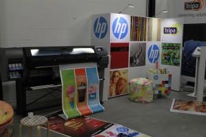 HP toont zijn mogelijkheden.