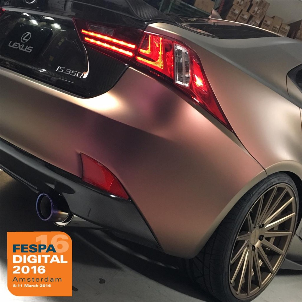 Fespa Digital - Orafol car wrapping (Large)