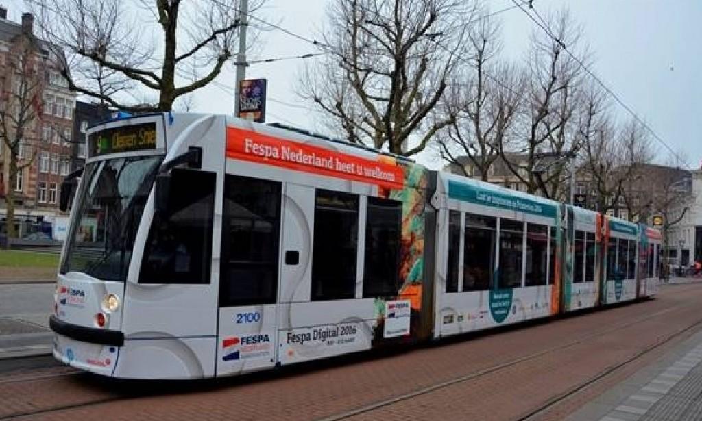 Fespa_Nederland_Tram