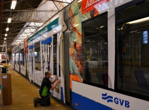Plakken_Fespa_Nederland_Tram-A