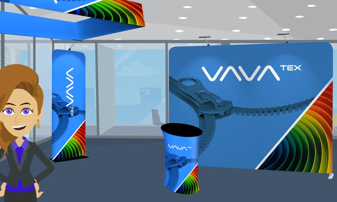 VAVA-tex-Label
