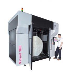Massivit 1800 3D printer (Large)