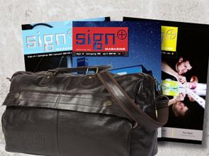 Abonneren Sign Magazine