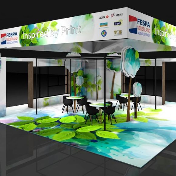 Fespa Plein op interieurbeurs in Gorinchem | Sign+ Magazine