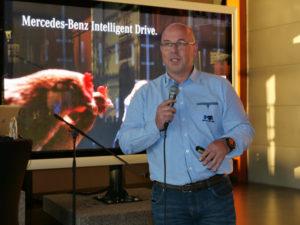 Volgens Koen Vangorp gaat de nieuwste ledtechnologie met de naam CSP (Chip Scale Packaging) nieuwe deuren openen in de lichtreclame.