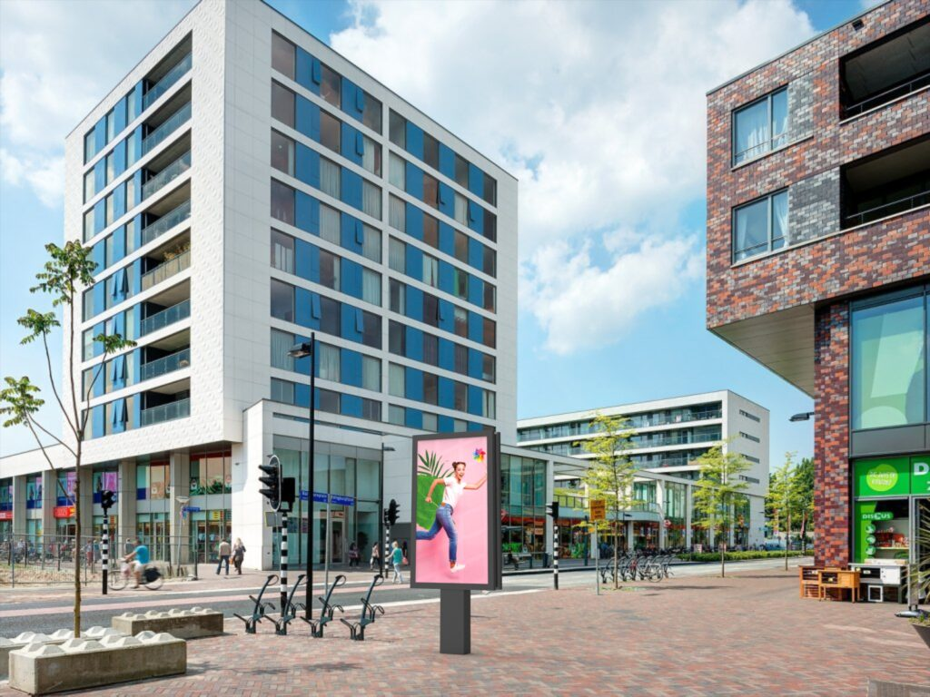 Clear Channel Nederland wint Almere