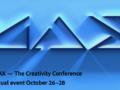 Adobe Max event
